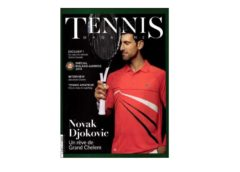 Abonnement pas cher à Tennis Magazine : 20€ seulement (12 mois) au lieu de 58€