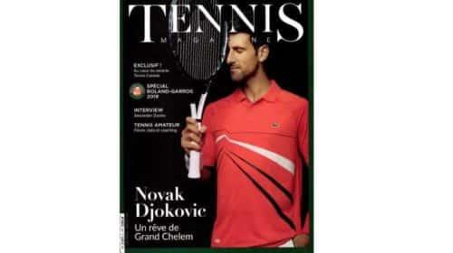 Abonnement pas cher à Tennis Magazine