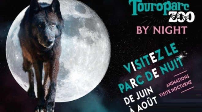 Billet nocturne Touroparc moins cher