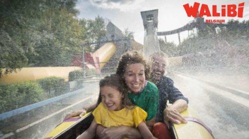 Billet parc d'attractions Walibi Belgique moins cher