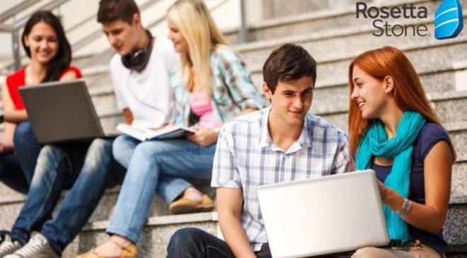 Cours en ligne de langue moins cher avec des abonnements Rosetta Stone tarifs réduits