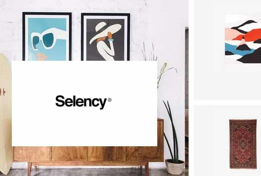 Livraison gratuite sans minimum sur Selency Brocante Lab