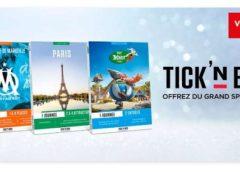 Tick/&Box Coffret Cadeau Entr/ées Parc Bellewaerde