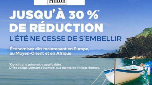 Promotions Hotels Hilton