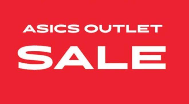Soldes Asics jusqu'à -70% sur le site outlet