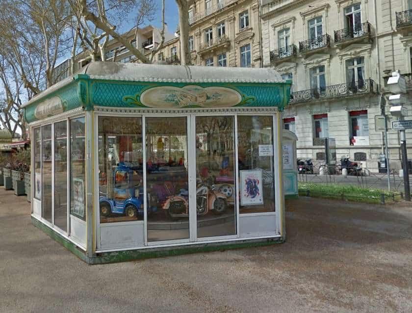Ticket Manège de l'esplanade Montpellier pas cher