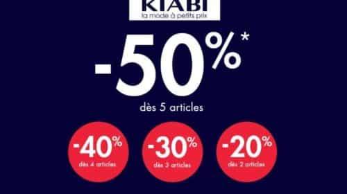 Vente Privée Kiabi