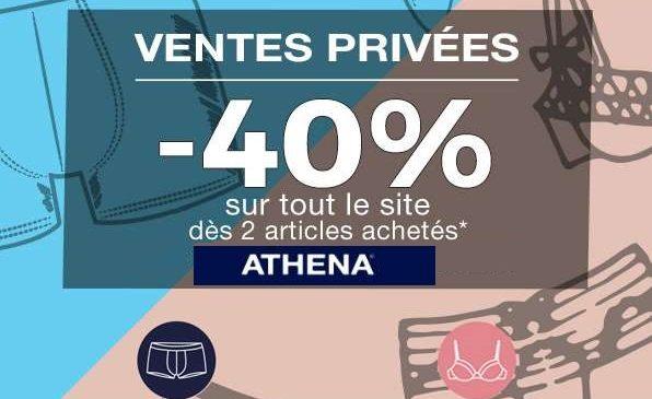 Vente privée Athéna