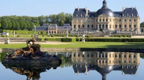 Visites château de Vaux le Vicomte moins chères