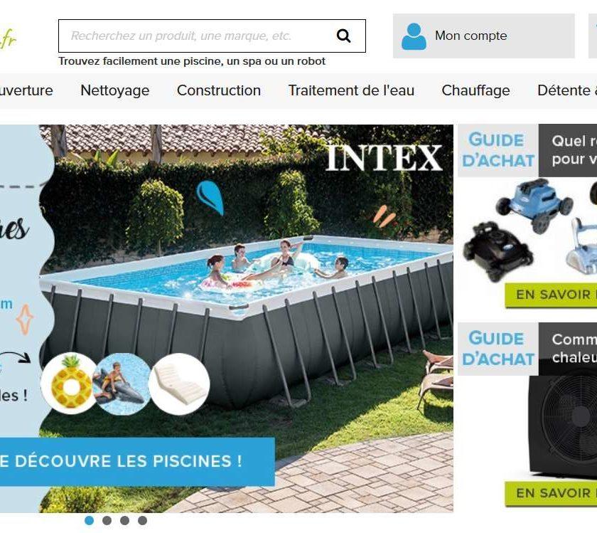 Votre piscine moins chère (et accessoires, produits…) avec les soldes Piscineco