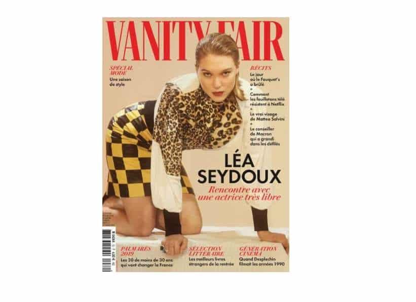 abonnement vanity fair