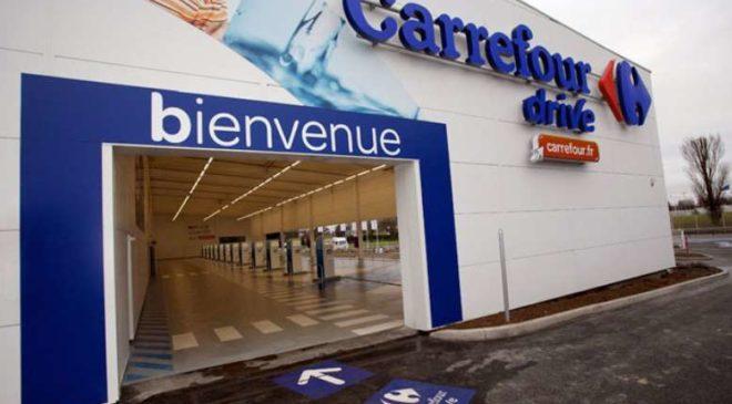 15€ de remise sur vos courses Carrefour Drive