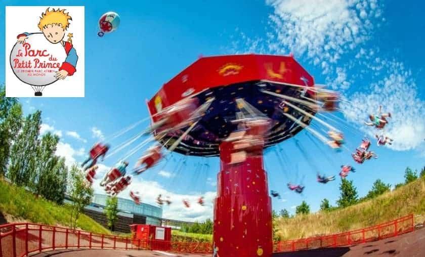 Billet parc d'attraction du Petit Prince moins cher