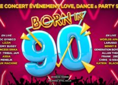 Billet spectacle BORN IN 90