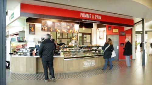 Bon de réduction Pomme de Pain remises points de vente Pomme de Pain Stations BP autoroute