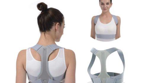 Bonne affaire correcteur de posture réglable Hopai