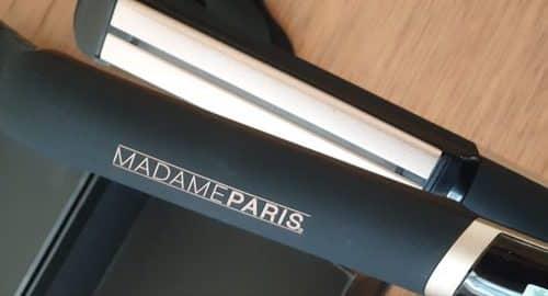 Fer à lisser professionnel Nina de MadameParis (9)