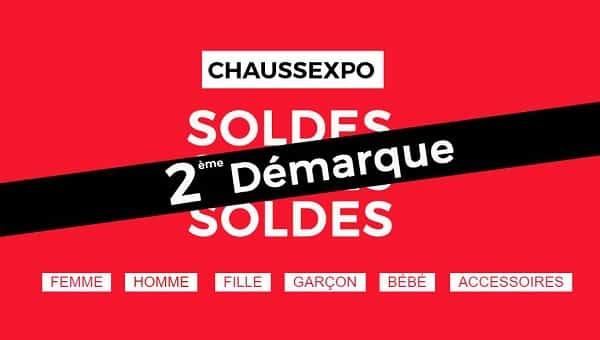 Nouvelle Démarque Chaussexpo Et Livraison Offerte Sans Minimum