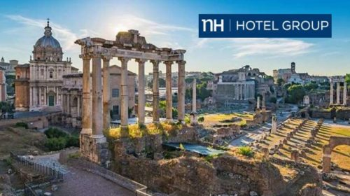 Promo hôtel NH Collection à Rome + Roman Pass