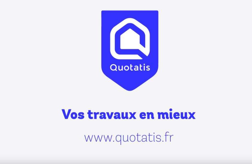 Quotatis la plateforme qui met en relation artisans et particulier et permet de recevoir jusqu'à 5 devis