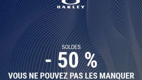 Soldes Oakley