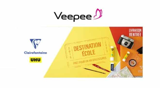 Vente privée Destination Ecole