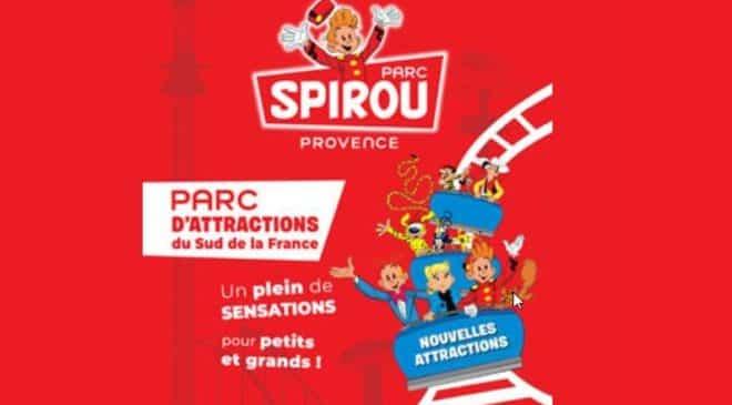 Vente privée Parc Spirou achetez votre entrée moins chère