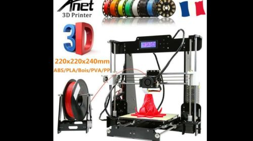 imprimante 3D Anet A8 Printer Kit