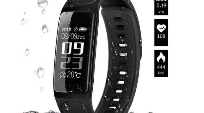 montre bracelet connectée sport Elegiant