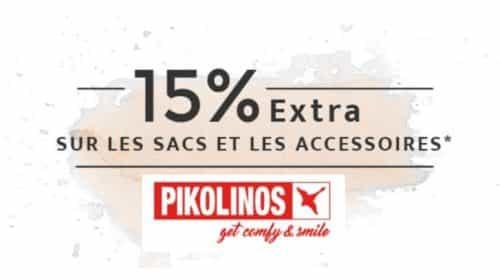 supplémentaires sur les sacs et accessoires PIKOLINOS