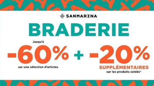 20% De Remise Supplémentaire Sur Les Soldes San Marina