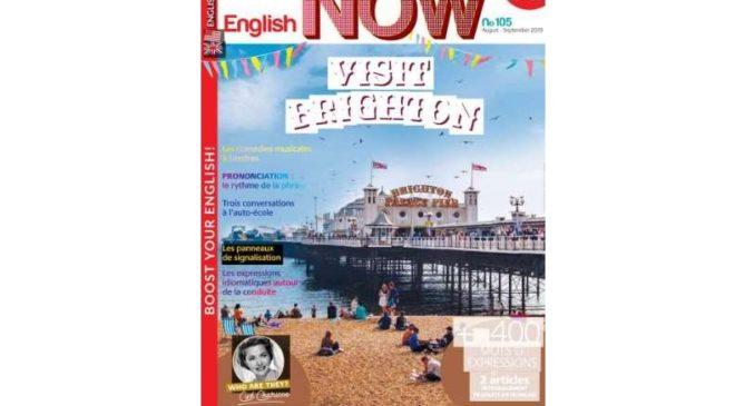Abonnement English Now pas cher