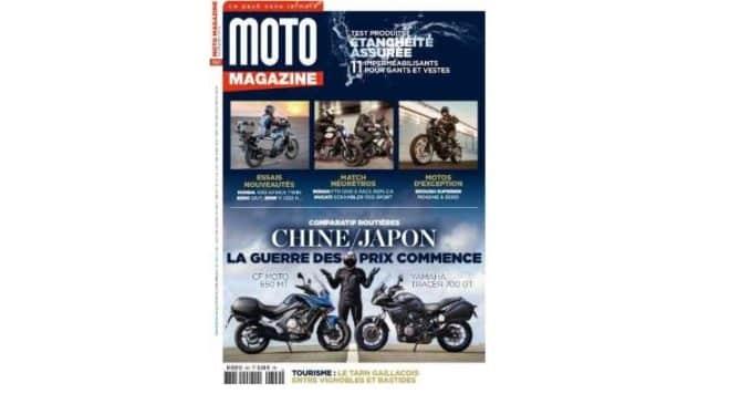Abonnement Moto Magazine pas cher
