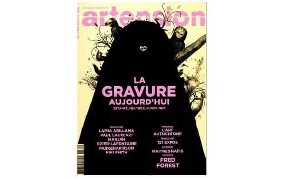 Abonnement au magazine Artension pas cher : 19,9€ au lieu de plus de 41€ l'année🎅