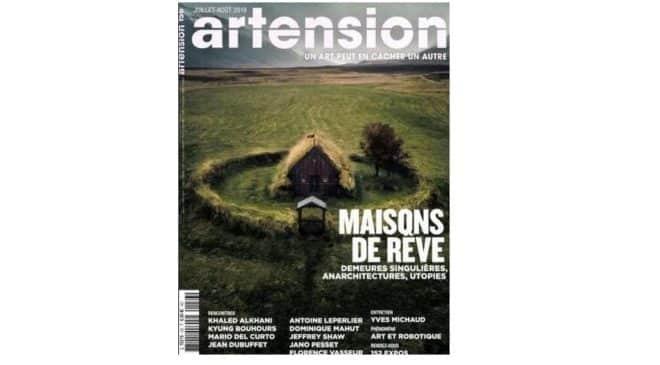 Abonnement au magazine Artension pas cher