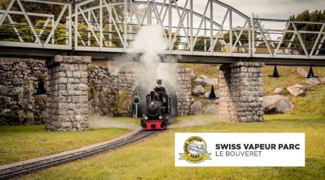 Billet entrée Swiss Vapeur Parc pas cher