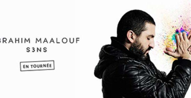 Billet pour le concert Ibrahim Maalouf pas cher