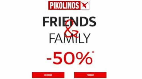 Friends & Family Pikolinos