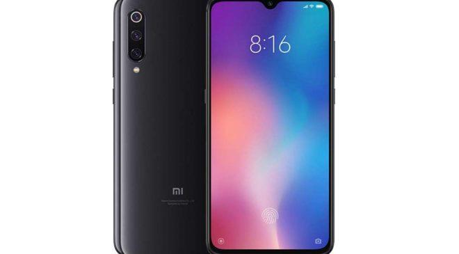 smartphone Mi 9 128Go 6Go