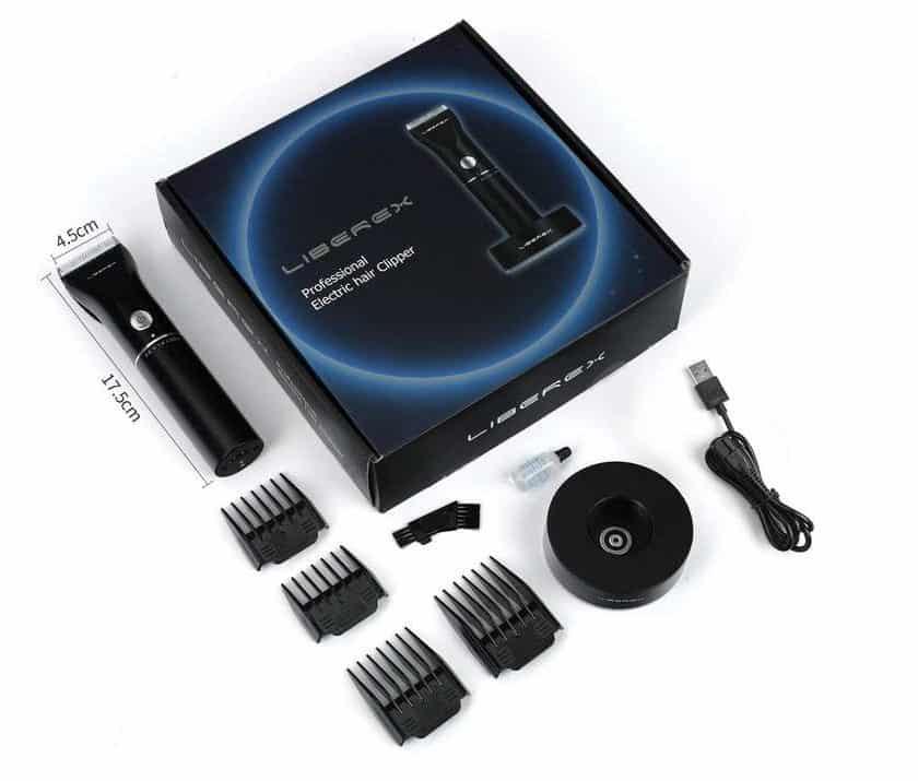 tondeuse cheveux multifonction Liberex rechargeable