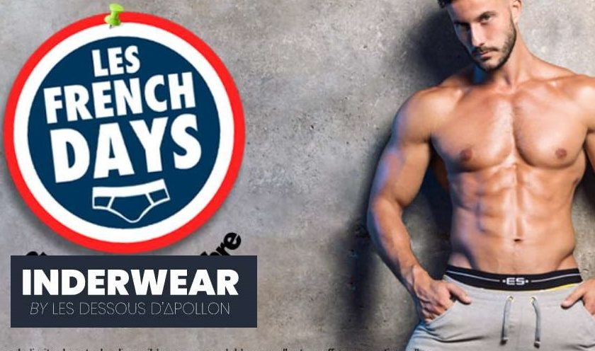 20% de remise sur tout le site Inderwear (sous-vêtements masculin)
