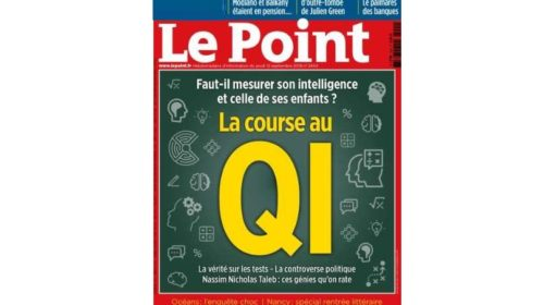 Abonnement pas cher au magazine le Point