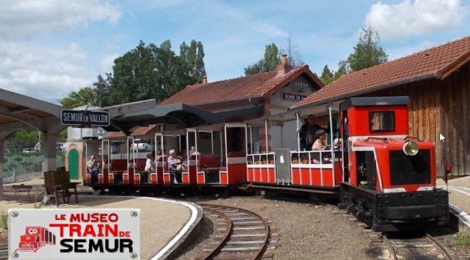 Billet Petit Train de Semur pas cher