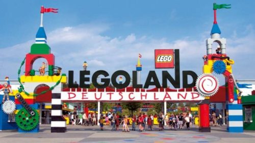 Billet parc Legoland Allemagne pas cher
