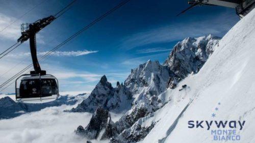Billet téléphérique Skyway Monte Bianco moins cher