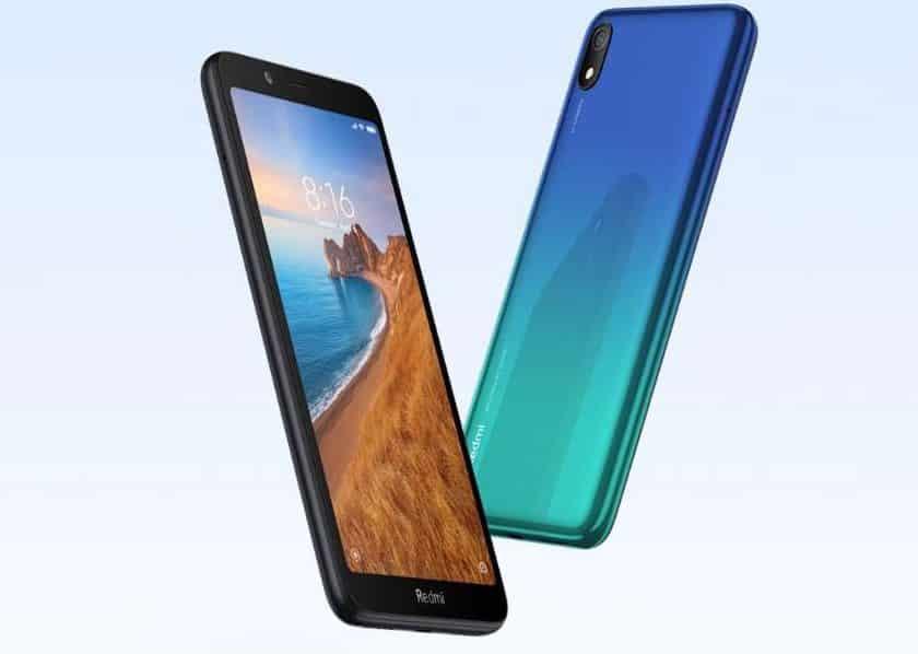 Bon plan flash smartphone Xiaomi Redmi 7A
