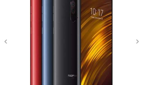 Bon plan smartphone Pocophone F1 6Go – 128Go Xiaomi