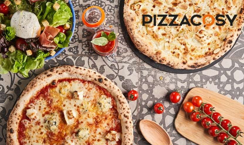 Coupon Pizza Cosy 1 pizza achetée 1 pizza gratuite