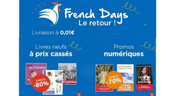 French Days Decitre