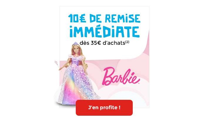 Offre Barbie PicWicToys